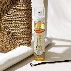 Olej Arganowy o Zapachu Waniliowym w Sprayu, Alepia, 100ml
