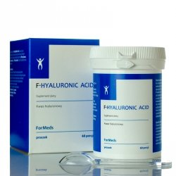 ForMeds F-HYALURONIC ACID Kwas Hialuronowy Suplement Diety