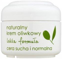 Naturalny Krem Oliwkowy Lekka Formuła, Ziaja, 50ml