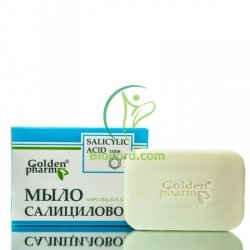 Mydło Salicylowe, 70 g Golden farm