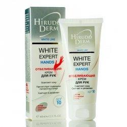 Krem do Rąk Wybielający SPF 10 White Expert Hands Hirudoderm