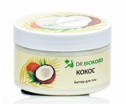 Masło do Ciała Kokosowe, 100% Naturalne, Dr.Biokord