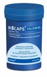 BICAPS CALCIUM D3 Wege, Formeds, 60 kapsułek