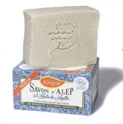 Mydło Alep Premium z Olejem z Czarnego Kminku, 125 g