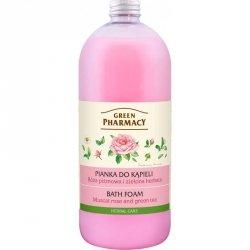 Pianka do Kąpieli Róża Piżmowa i Zielona Herbata, Green Pharmacy