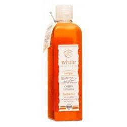 Organiczny Szampon do Cienkich i Osłabionych Włosów Cytrus, White Mandarin