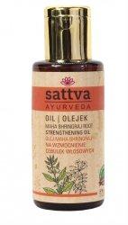 Olejek Maha Bhringraj na Wzmocnienie Cebulek Włosowych, Sattva