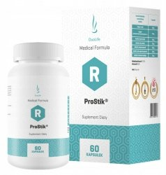 ProStik Medical Formula DuoLife, 60 kapsułek, Stawy, Mięśnie