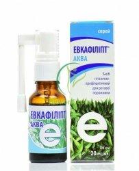 Eukafilipt Aqua, Spray, 20ml