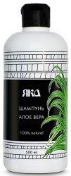 Szampon do Wzmocnienia Włosów Ziołowy z Aloesem, 100% Naturalny