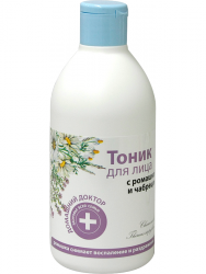 Tonik do Twarzy z Tymiankiem i Rumiankiem, 300 ml