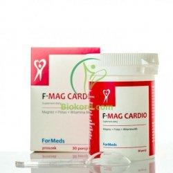 F- Mag Cardio, Formeds, Serce