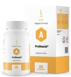 ProDeacid Medical Formula DuoLife, 60 kapsułek Oczyszczanie