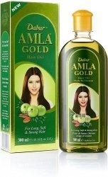 Olejek Amla Gold do Włosów Jasnych Dabur, 200ml