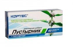 Serdecznik i Męczennica (Passiflora), 40 tab. Stres, Zaburzenia Snu