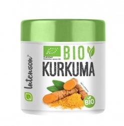 Bio Kurkuma Mielona, Intenson, 100g