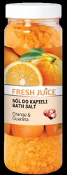 Sól do Kąpieli Pomarańcza i Guarana, Fresh Juice, 700g