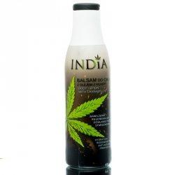 Balsam do Ciała z Olejem Konopnym, 400 ml India Cosmetics