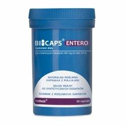 BICAPS ENTERO, Probiotyk, 60 kapsułek, ForMeds