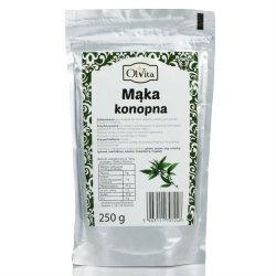 Mąka Konopna Olvita, 250 g