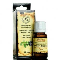 Kompozycja Olejków Eterycznych Aromat Toskanii, 100% Naturalna