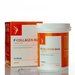 ForMeds F-COLLAGEN MAX Kolagen z Witaminami, Suplement Diety
