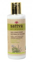 Odżywka do Włosów Jaśmin i Aloes, Sattva, 210 ml