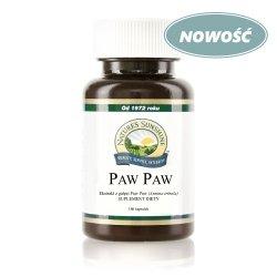 Paw Paw Suplement Diety, Ekstrakt z Asyminy Trójklapowej, NSP