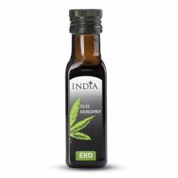 Olej Konopny Eko 100 ml India Cosmetics