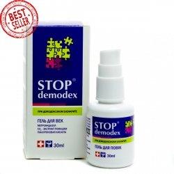 Stop demodex Стоп демодекс гель для век 30мл