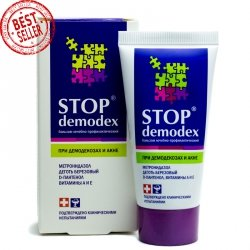 Stop Demodex (Стоп Демодекс) Бальзам Лечебно профилактический, 50мл