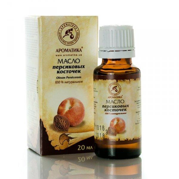 Peach Kernel Natural Oil, Aromatika