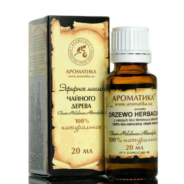 Tea Tree Essential Oil, Aromatika