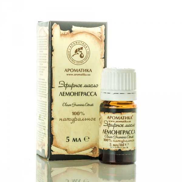 Lemongrass Essential Oil, Aromatika
