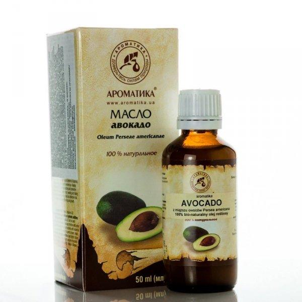Avocado Natural Oil, Aromatika