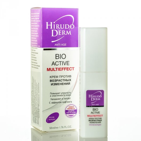 Bio-Active Resilience and Firmness Cream Hirudoderm