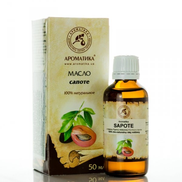 Sapote Oil, 100% Natural