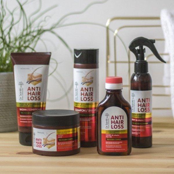 Odżywka Przeciw Wypadaniu Włosów Anti Hair Loss, Seria Dr. Sante