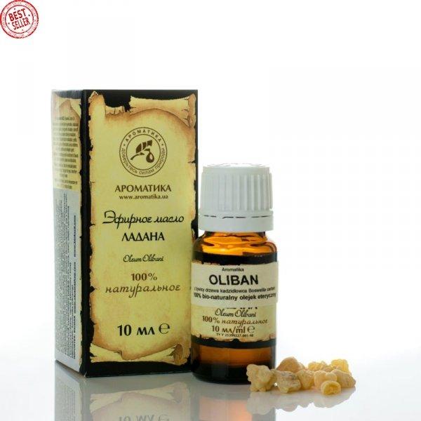 Olejek Olibanowy (Kadzidłowiec, Boswellia), 100% Naturalny, Aromatika
