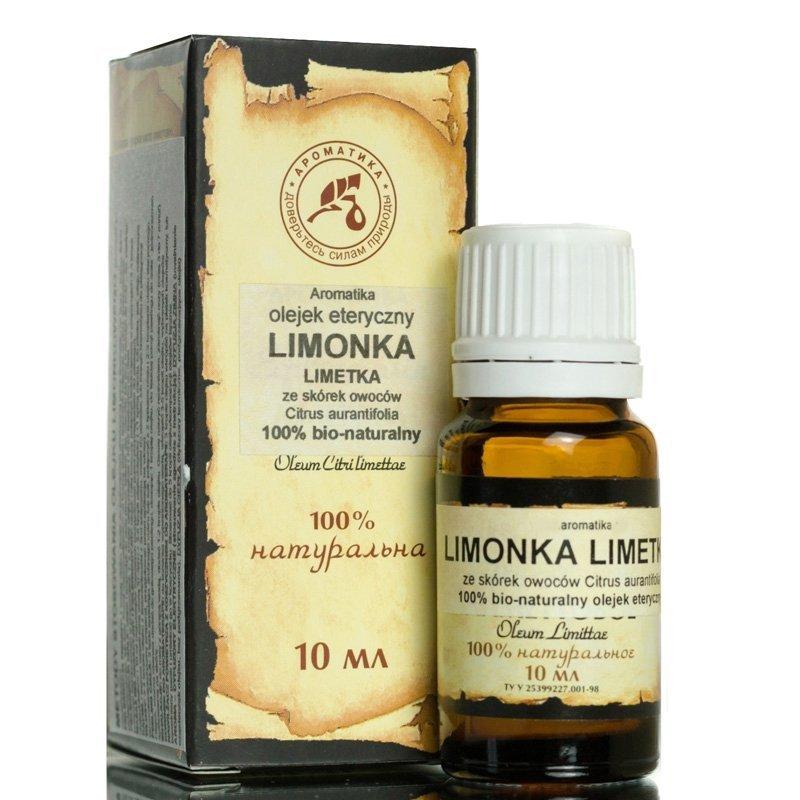 Lime Essential Oil, Aromatika