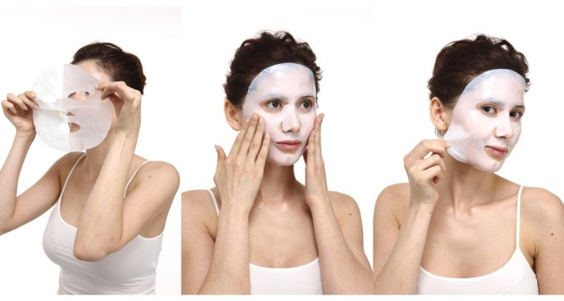 Evening Primrose Face Bio-cellulose Mask, 35 g Aromatika