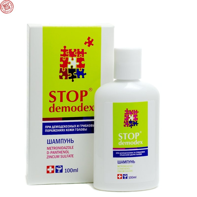 szampon stop demodex