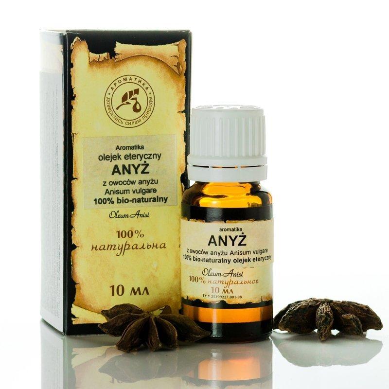 Anise Essential Oil, 100% Natural, Aromatika