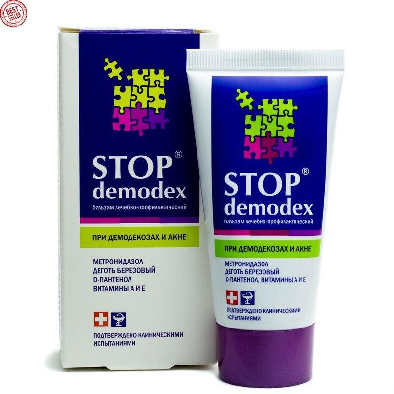 balsam stop demodex
