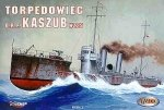 Mirage 400207 1/400 ORP 'Kaszub' wz.25 Torpedowiec