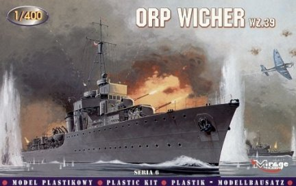 Mirage 40065 1/400 ORP WICHER wz. 39