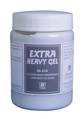 Vallejo 26535 | 200 ml | Extra Heavy Gel