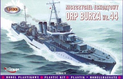 Mirage 40066 1/400 ORP BURZA wz. 44