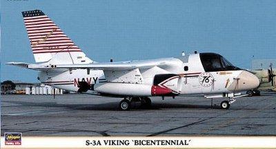 Hasegawa 00156 1/72 S-3A Viking 'BICENTENNIAL'