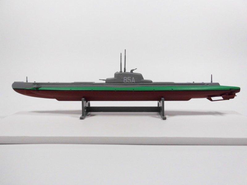 Mirage 840092 1/400 [MODEL SET]  ORP 'ORZEŁ' [Polski Okręt Podwodny 1939]